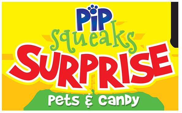 PIP squeaks Surprise